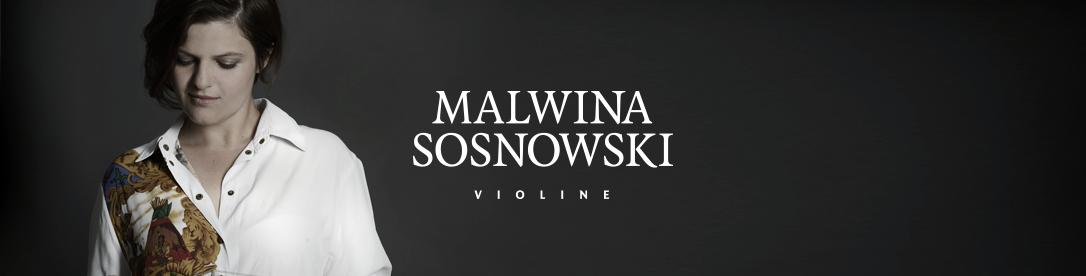 Malwina Sosnowski - Violinist