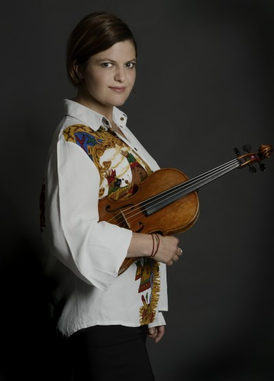 Malwina Sosnowski by Sussie Ahlburg, July 2013
